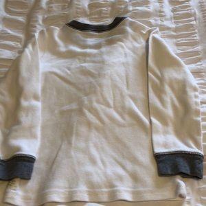 Carter's Shirts & Tops - Carters long john shirt.